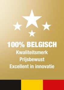 DECEUNINCK100pc belgisch