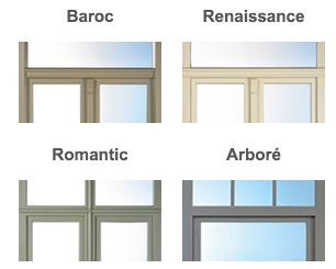 stijlen ramen