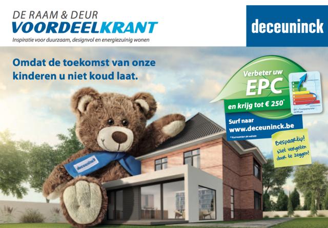 Promokrant Deceuninck